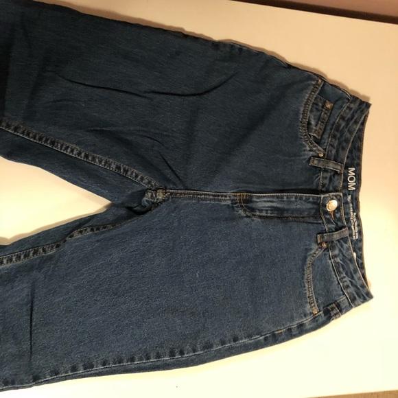 Denim - MOM jeans size 9, never worn! Runs small